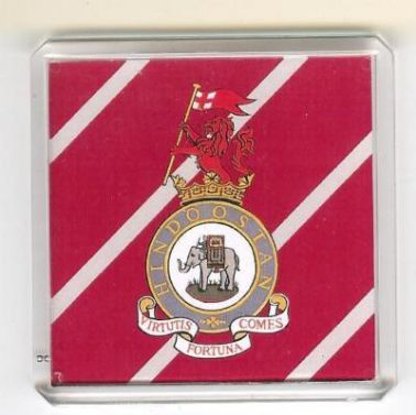 DUKE OF WELLINGTON'S REGIMENT FRIDGE MAGNET